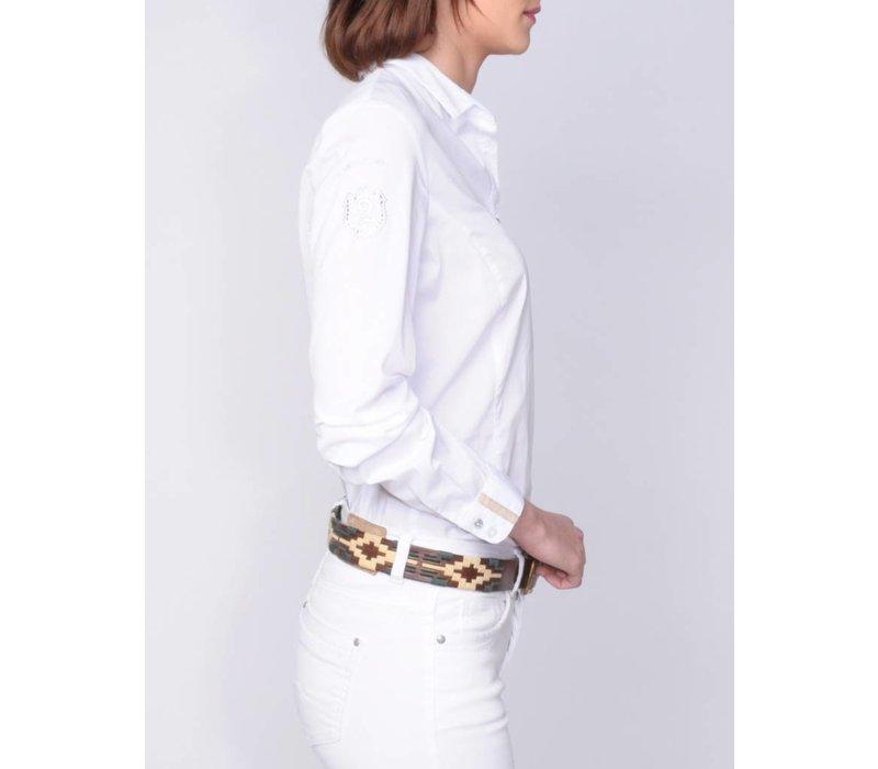 blouse MADINA white