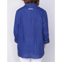 blouse MAITEA royalblue