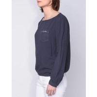 blouse MANOELA midnight navy