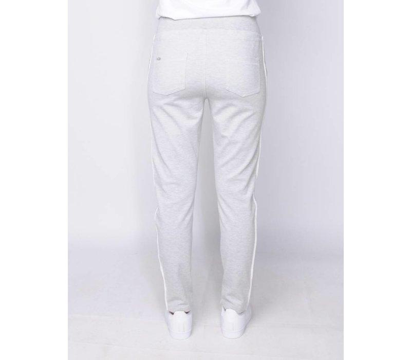 pantalon NALDA silvergrey