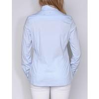 blouse MADINA skyblue