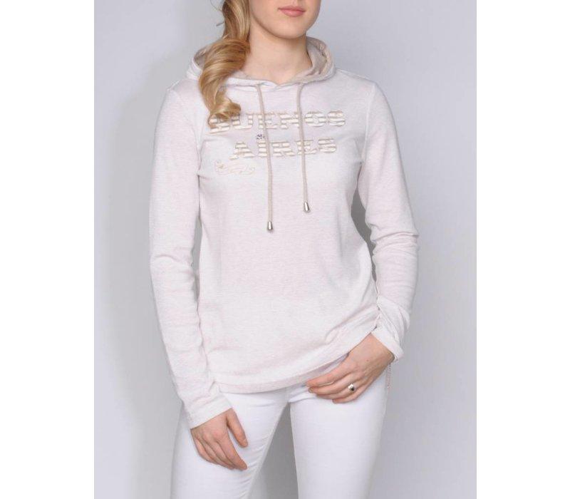 sweater EDENIA white-desert