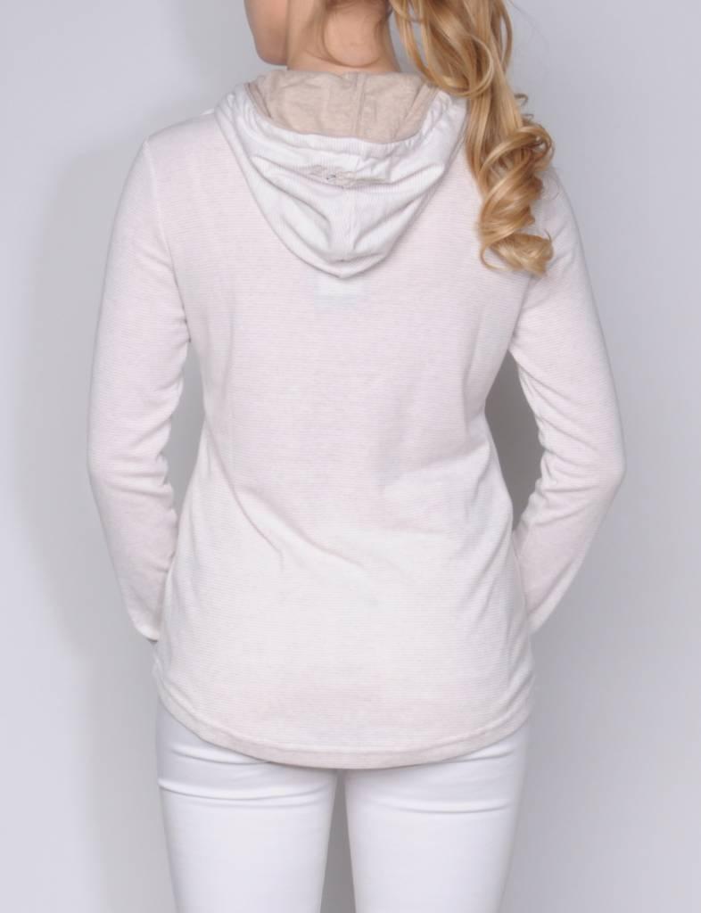 L'Argentina sweater EDENIA white-desert