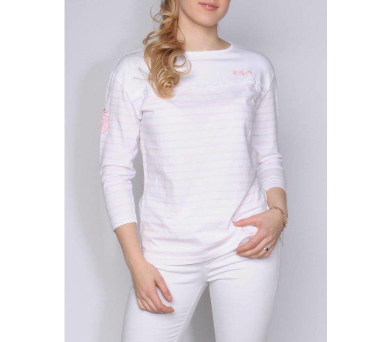 top SALBATORA blush-white