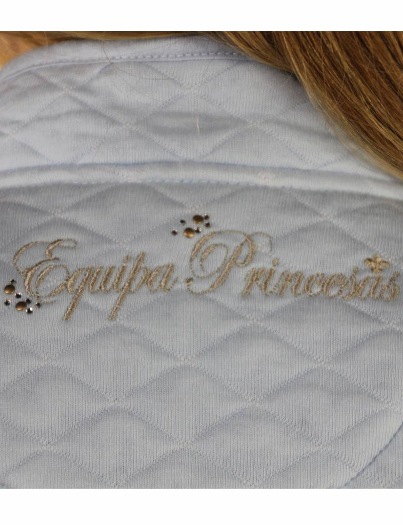 L'Argentina jacket LOLETA skyblue-white