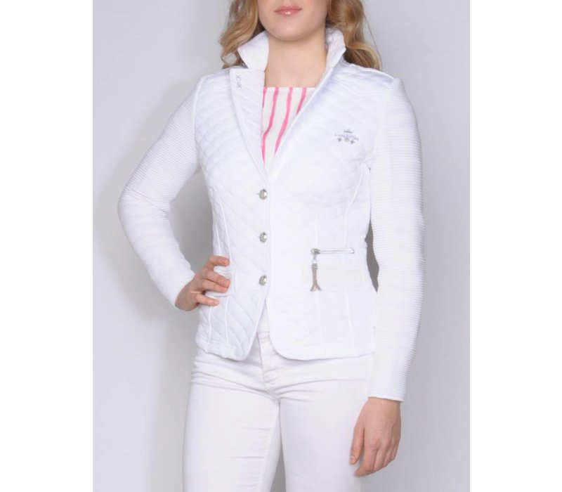 blazer LEGARRE white
