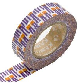MT  MT masking tape carrot orange
