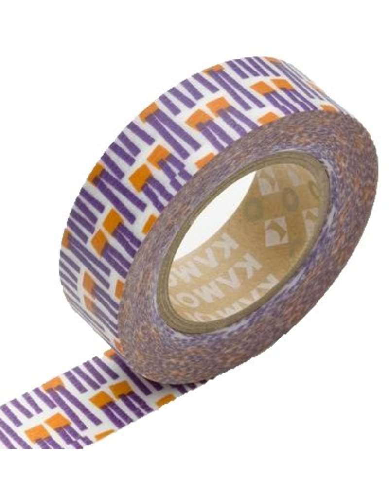 MT masking tape carrot orange