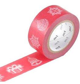 MT  MT masking tape Kerst lace