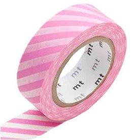 MT  MT masking tape stripe pink