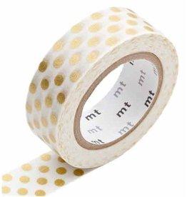 MT  MT masking tape goud stip