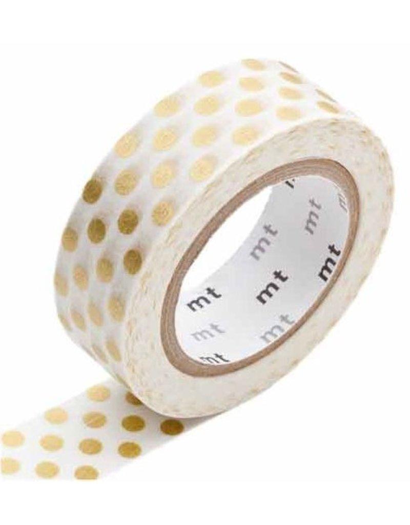 MT masking tape goud stip