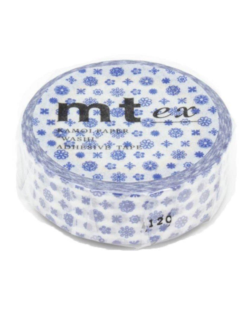 MT masking tape mini flower type
