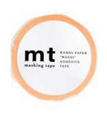 MT masking tape dot apricot