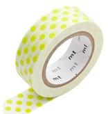 MT masking tape dot moegi