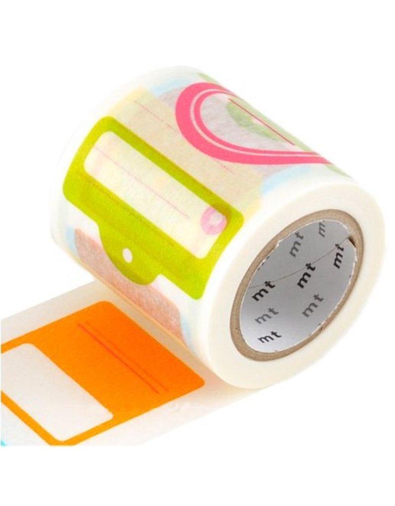 MT masking tape ex tag