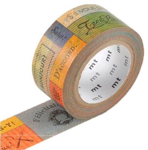 MT masking tape ex message