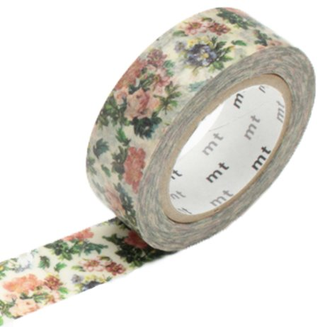 MT masking tape ex flower botanical art