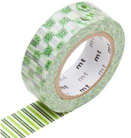 MT  MT masking tape flower green