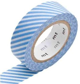 MT  MT masking tape stripe light blue