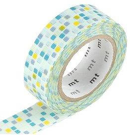 MT  MT masking tape tile green