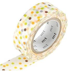 MT  MT masking tape drop yellow