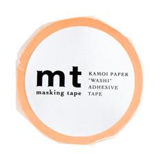 MT masking tape drop yellow