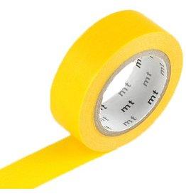 MT  MT masking tape geel