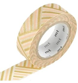 MT  MT masking tape corner peach