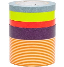 MT  MT masking tape 5 pack suite R
