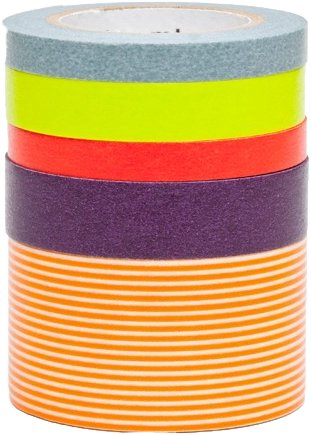 MT masking tape 5 pack suite R