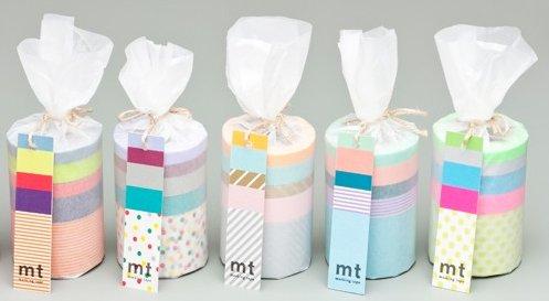 MT masking tape 5 pack suite P