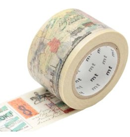 MT  MT masking tape ex travel way