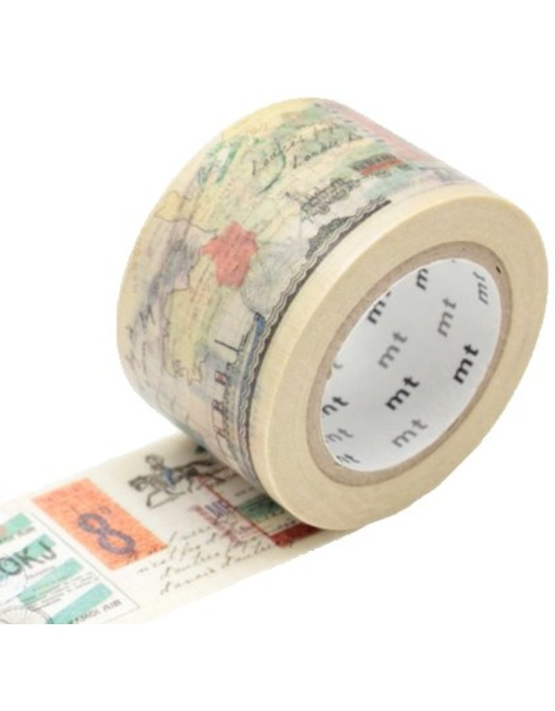 MT masking tape ex travel way