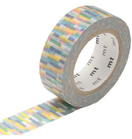 MT  MT masking tape block blue