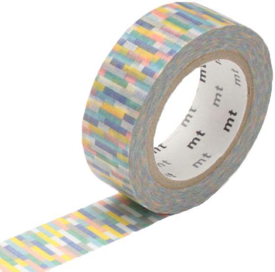 MT masking tape block blue