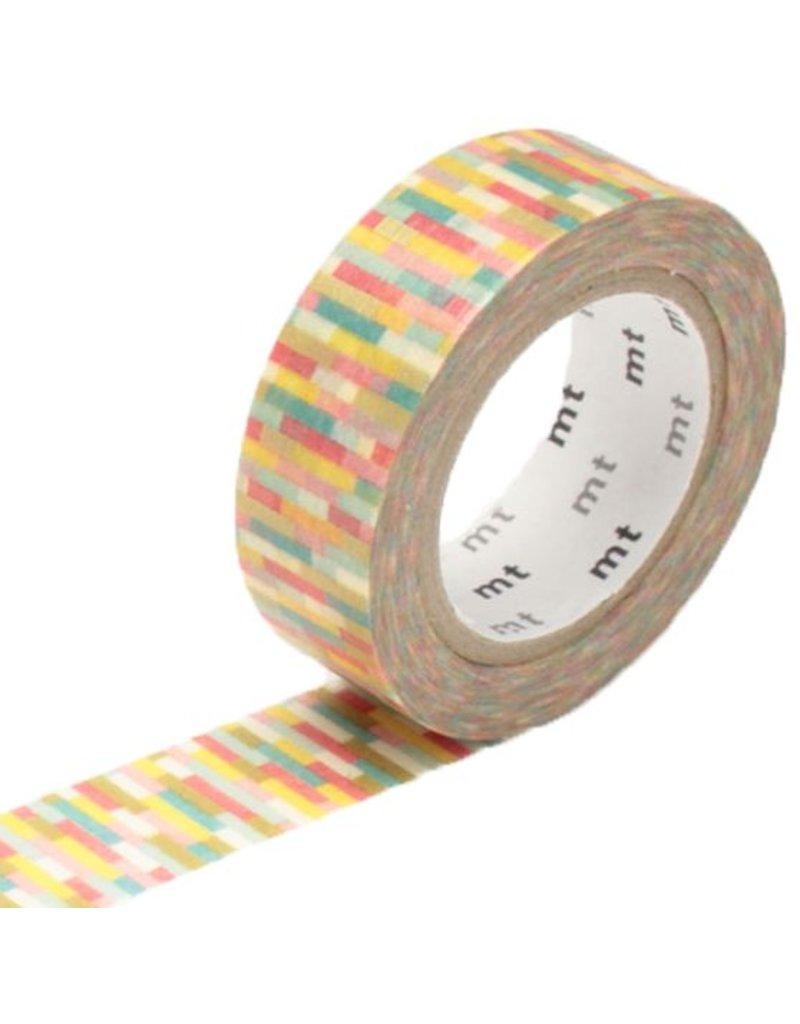 MT masking tape block pink