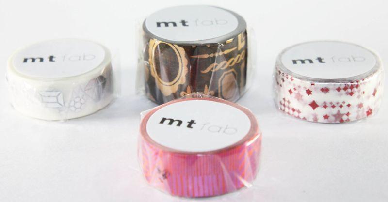 MT masking tape fab stars