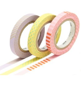 MT  MT masking tape slim deco A
