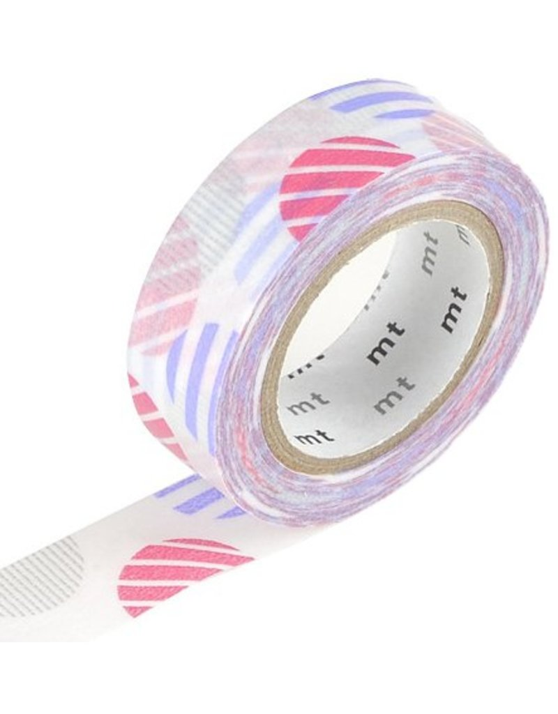 MT masking tape arch pink