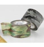MT masking tape ex camouflage monochrome