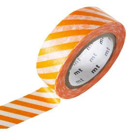 MT  MT masking tape stripe orange