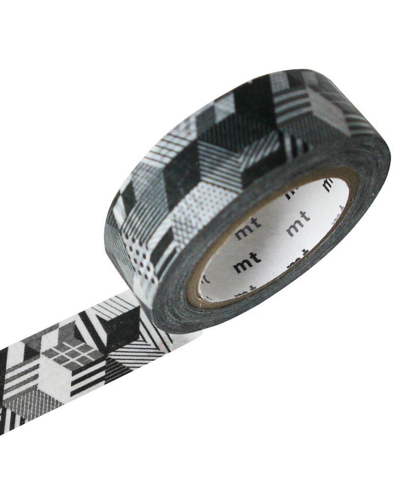 MT masking tape box monochrome