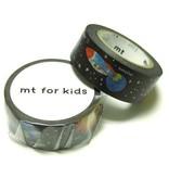 MT masking kids planeet