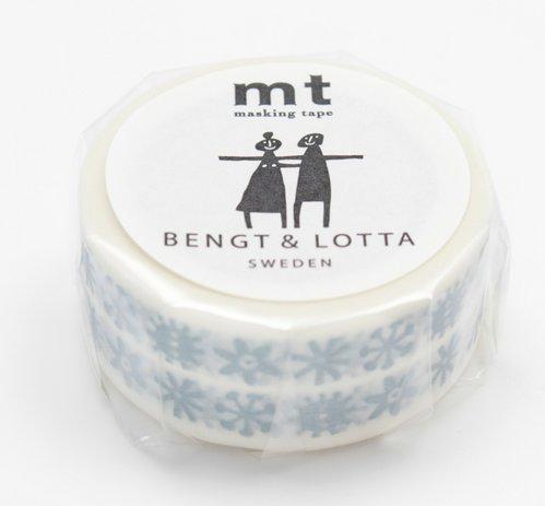 MT masking tape flower
