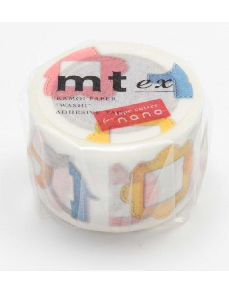 MT masking tape ex nameplate
