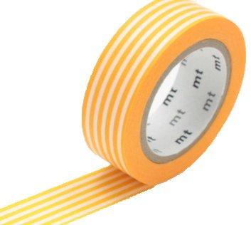 MT masking tape border yellow