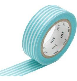 MT  MT masking tape border pastel blue