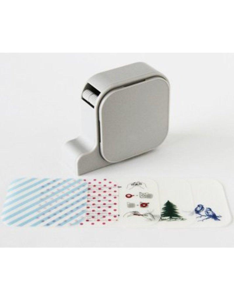 MT Masking tape cutter decor grijs