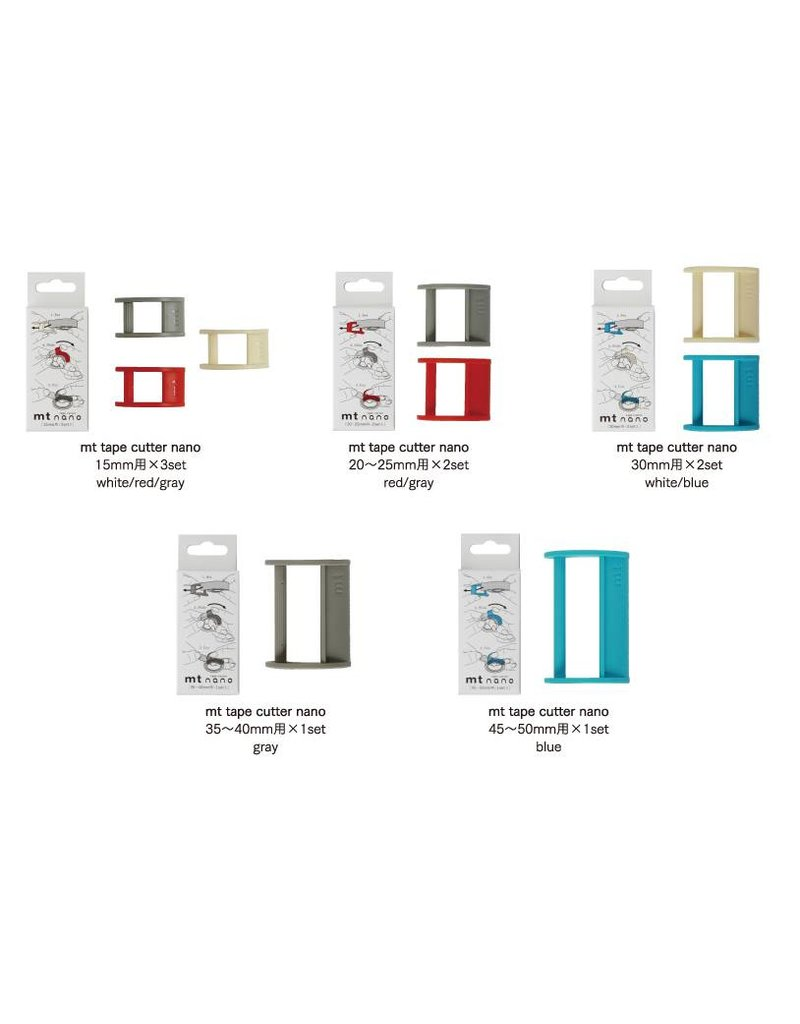 MT Masking tape cutter Nano 35-40 mm